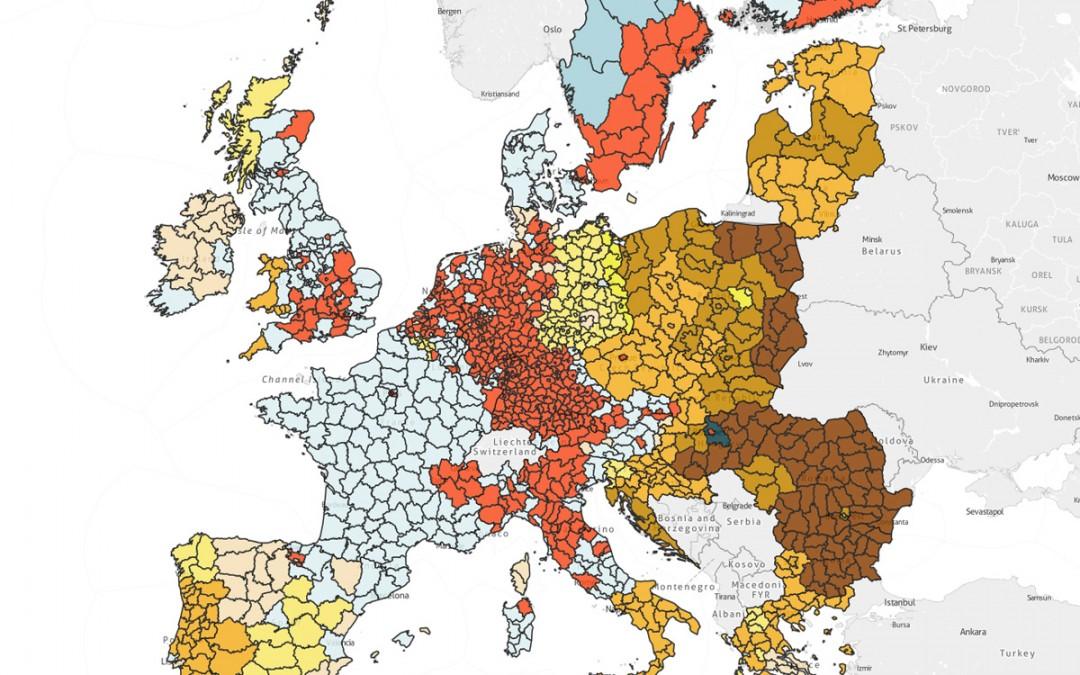 Carta degli Aiuti di Stato Regionali (Europa)