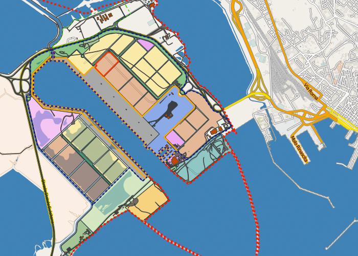 Cagliari Free Zone: la progettazione e la tipologia di interventi