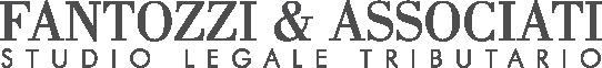 Fantozzi & Associati. Studio legale e tributario