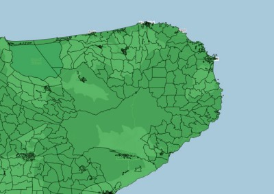 Carta degli Aiuti di Stato della Puglia